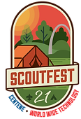 ScoutFest 21 Logo Scout Event