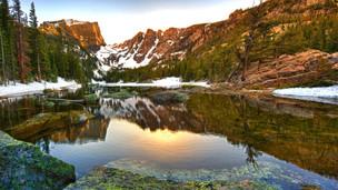 The Hike to Emerald Lake