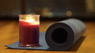 Inadequate Disciple Attempts Yoga