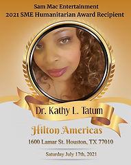 SME HAR DR. Kathy L, Tatum (2).jpg