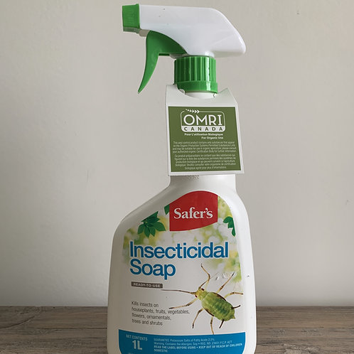 Safers Insecticidal Soap