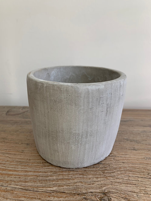 Cement Pot Straight