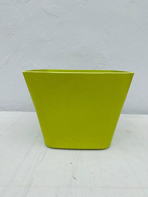 Bamboo Fibre Pot (Square LG)