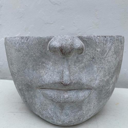 Half Faced Pot