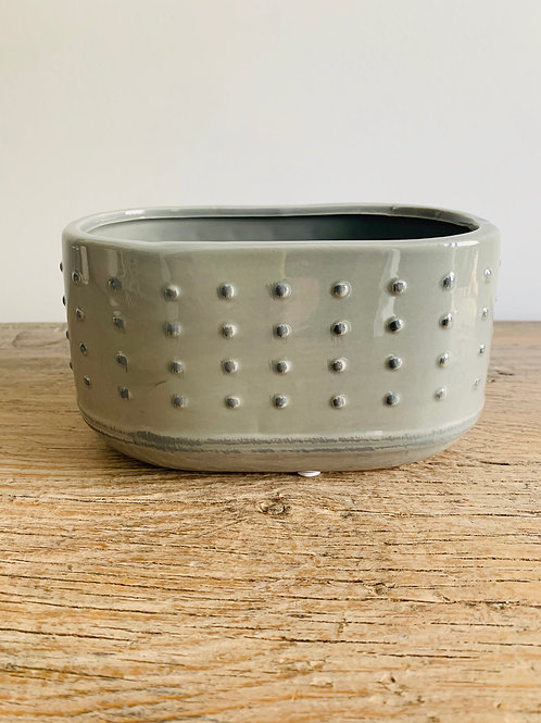 Dotty Pot (oval)