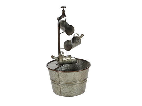Bucket Fountain