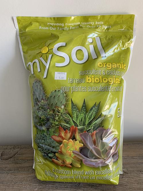Cactus Soil - Organic