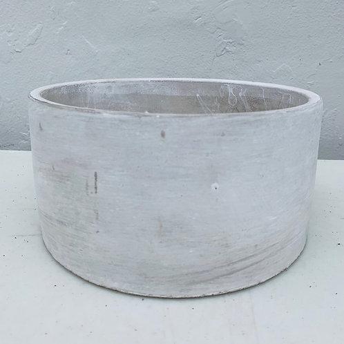 Cement Low Pot