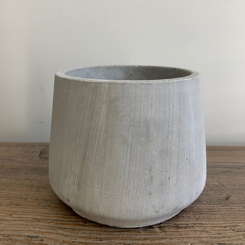 Cement Pot Wide