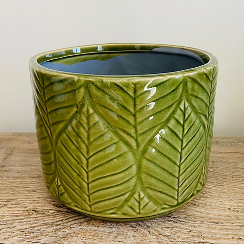 Lotus leaf Pot