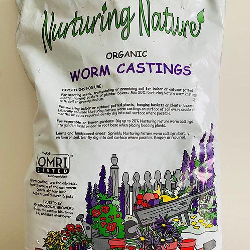 Organic Worm Castings