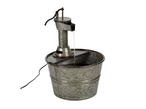 Water Pump Fountain