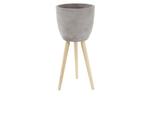 Fibre Clay Planter (tall)