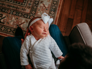 Lifestyle Newborn | Molly | Chesterfield, Missouri