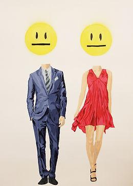 Smiley Face Masks