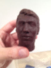 Fred's Chocolate Head