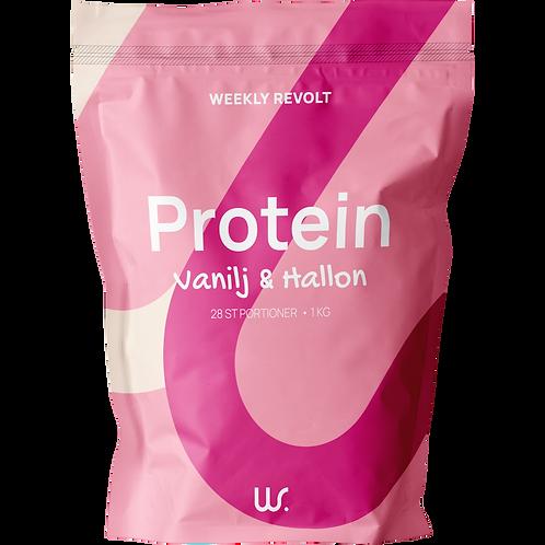 Protein - Hallon/vanilj