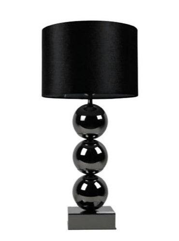 Tafellamp AURORA Black 69cm