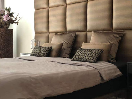 Hoofdbord wallow luxury walls