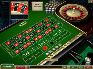 Roulette Games Online!