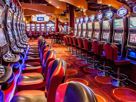 How to choose a slot machine in the casino?