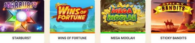 Slots Online Casino