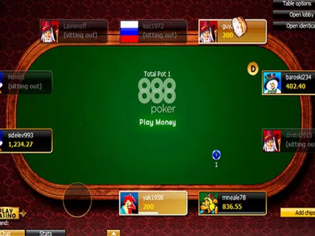 How to make money with Poker online for free?