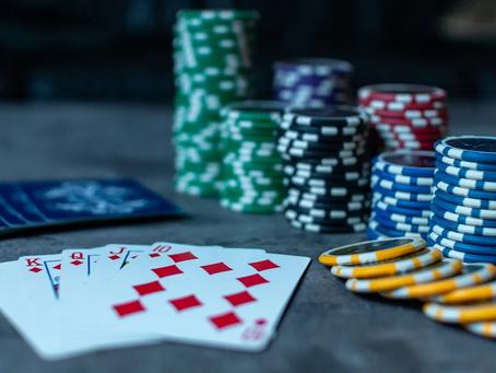 Five tips for beginner poker players