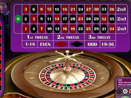 Real Roulette to make money online