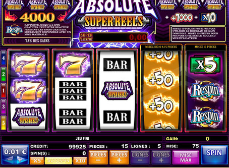 Tips to win slot machines at the casino