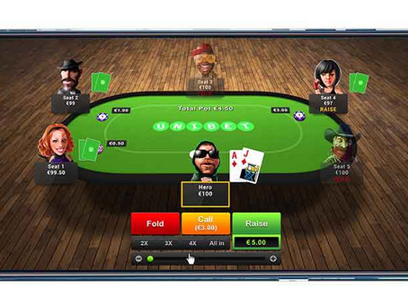 This tutorial introduces the rules of poker for every beginner.