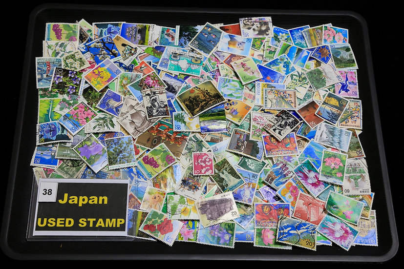 <300pcs>Mix commemorative 5:5 used  OFF paper free ship
