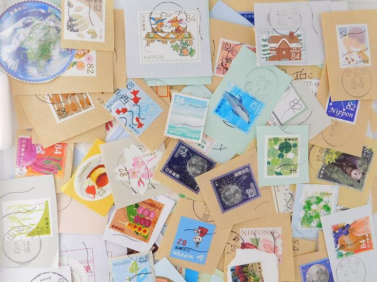 【200g 】Latest 2019-16 used  commemoraitve on paper free ship