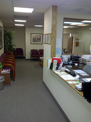 Medical Office Cleaning: 1 per week (Up to 4000 sq. ft.)