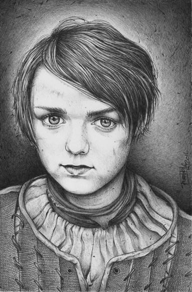 Arya Stark / Maisie Williams