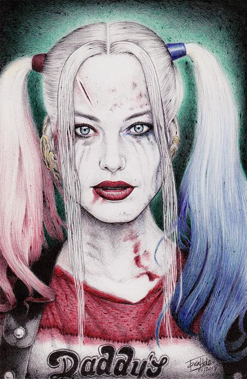 Harley Quinn / Margot Robbie