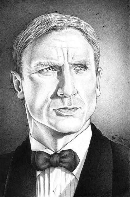 James Bond / Daniel Craig