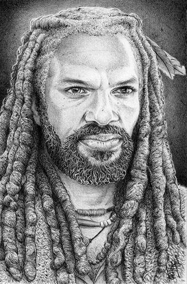 King Ezekiel /Khary Payton