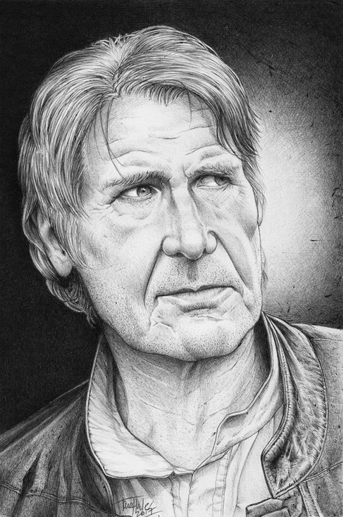 Han Solo / Harrison Ford