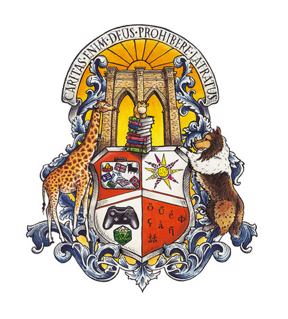 Private Commission - Crest
