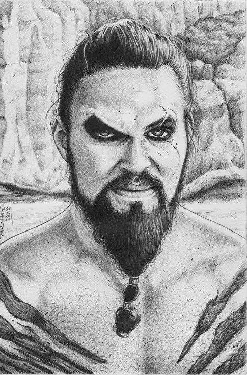 Khal Drogo / Jason Momoa
