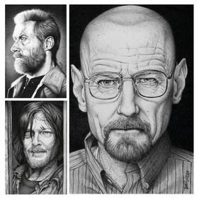 Private Commission Portraits