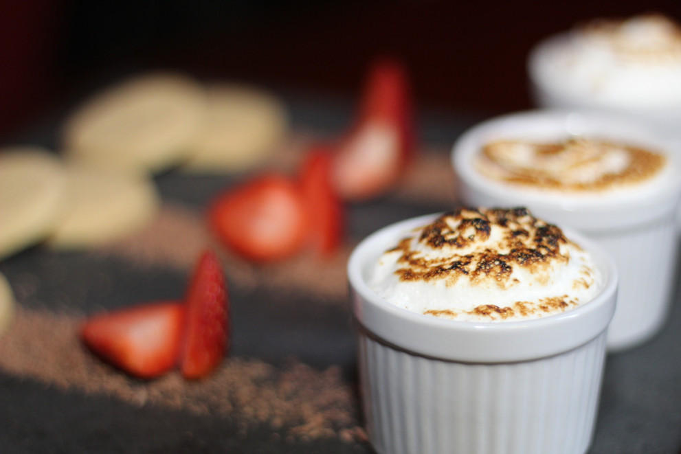 Capaccino Brulee