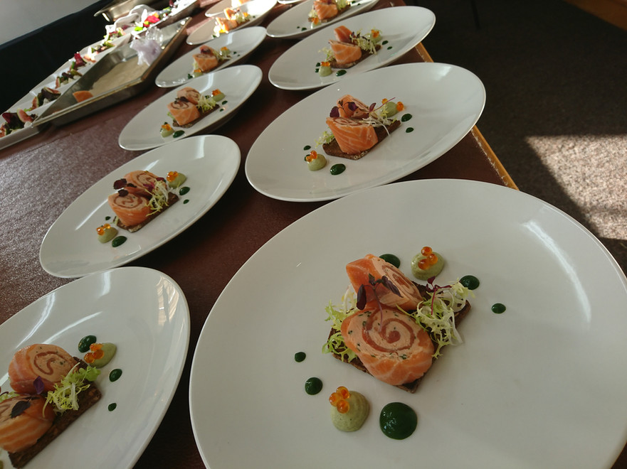 Salmon again...