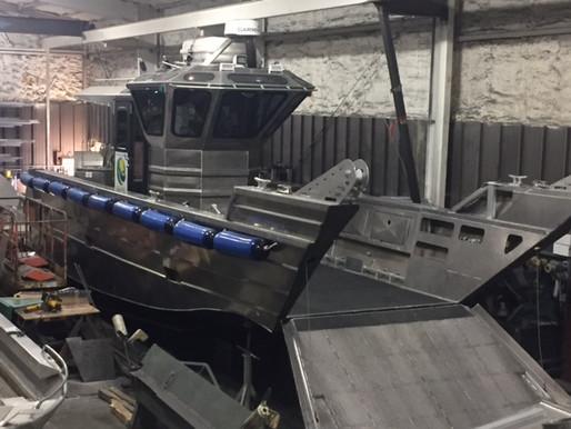New vessel added to fleet