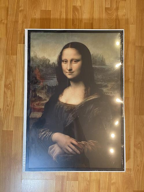 Virgil Abloh x IKEA Markerad Mona Lisa