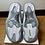Thumbnail: Metallic Silver AJ11 Sz 8W/6.5M