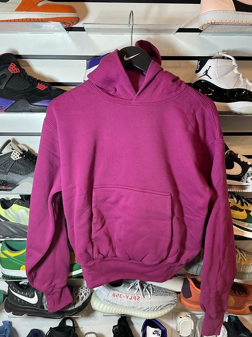 DS Gap YZY Purple Hoodie Sz XS
