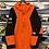 Thumbnail: Supreme Orange TNF Parka Sz XL