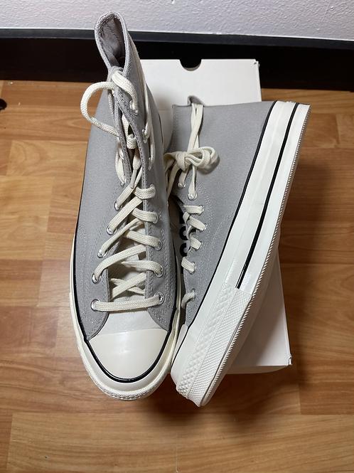 DS Grey FOG Converse Sz 11